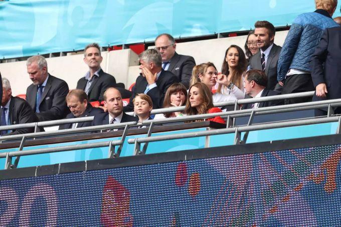 Euro 2020 Prince George