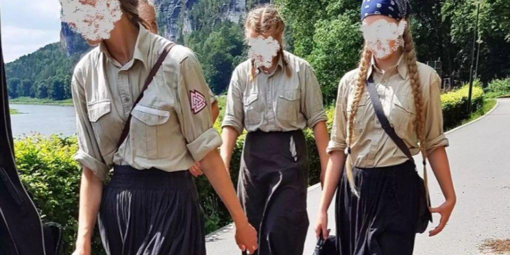 Mädchengruppe Sachsen