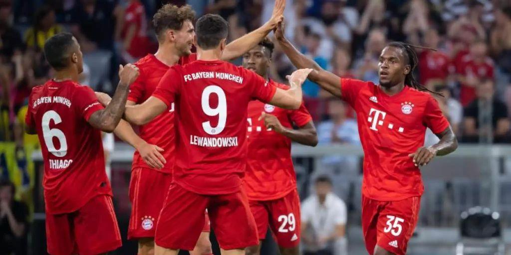 Bayern Gegen Istanbul