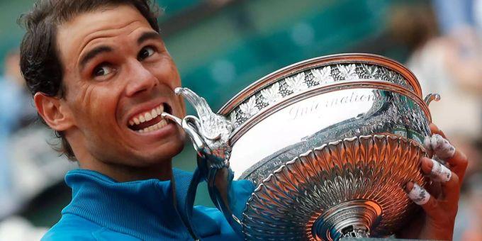 Nadal Denke Nicht An 20 Grand Slam Titel Von Federer