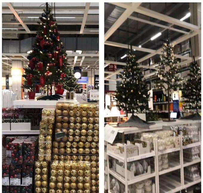 Ikea Weihnachten.Ikea Feiert Schon Weihnachten Und Coop Schiebt Adventsguetzli Auf
