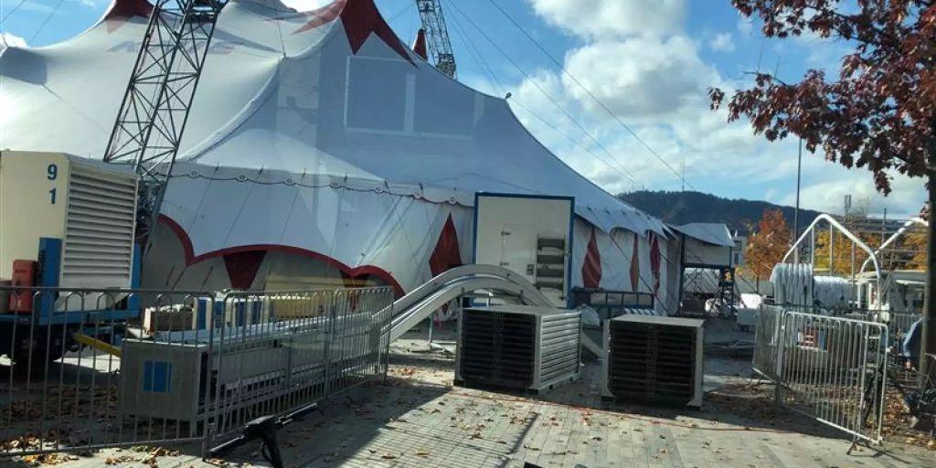 Zirkus Knie Hildesheim