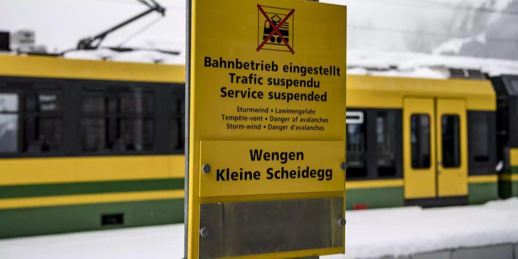 Kleine Scheidegg: 200 Personen sassen in Bergrestaurant fest - Nau.ch