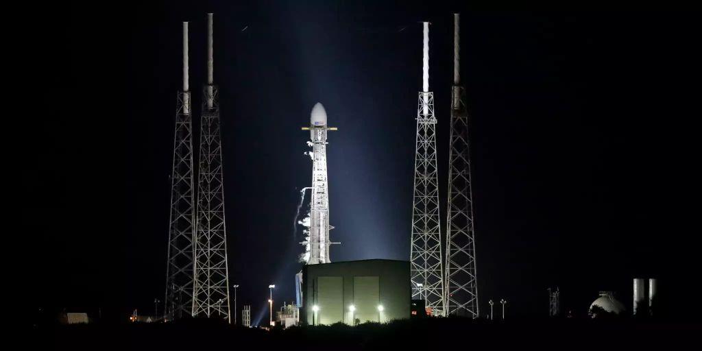 Spacex Satellites Heute