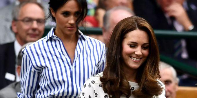 Meghan Markle, duchessa Kate