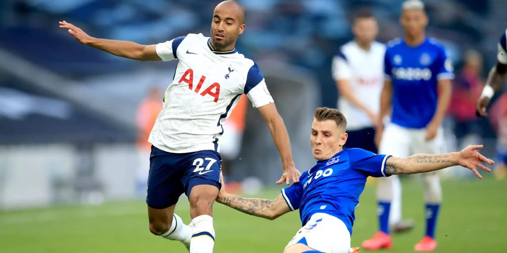 Tottenham Gegen Everton