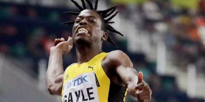 Preis vergleichen billig für Rabatt neuer Stil Jamaikaner Gayle wird Weltmeister im Weitsprung