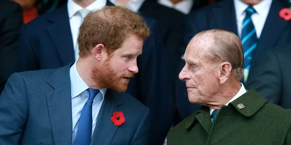 Jungerer Prinz Philip Hatte Meghan Markle Und Prinz Harry Gestoppt