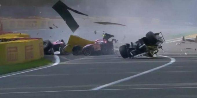 Unfall Formel 2 Youtube