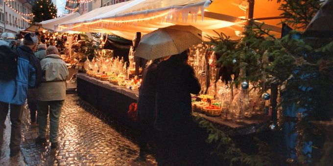 Wo Ist Der Größte Weihnachtsmarkt.Grösster Weihnachtsmarkt Der Schweiz Rüstet Sich Gegen Terroranschläge