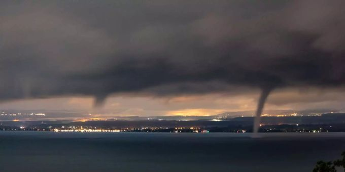 Tornado Korsika