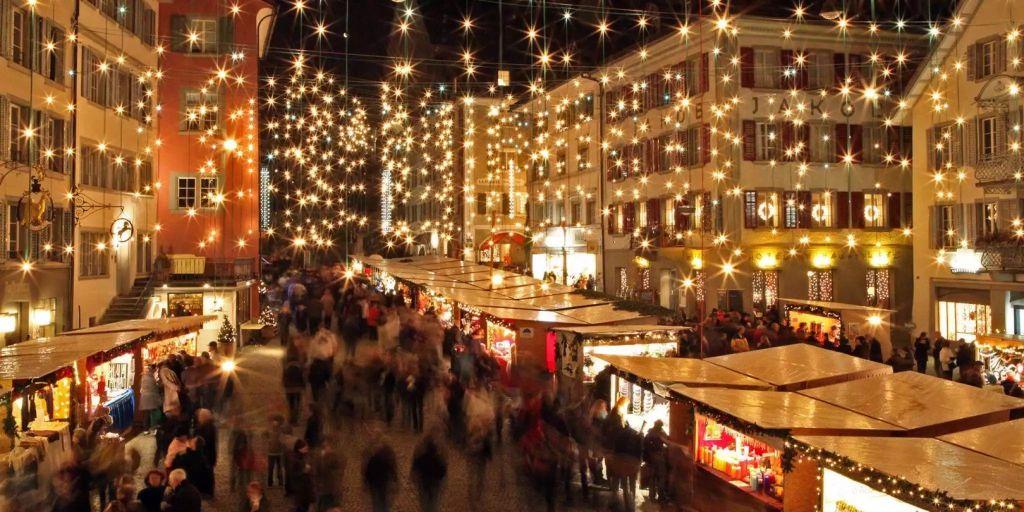 Weihnachtsmarkt Rapperswil