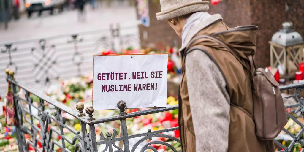 Hanau Falscher Täter