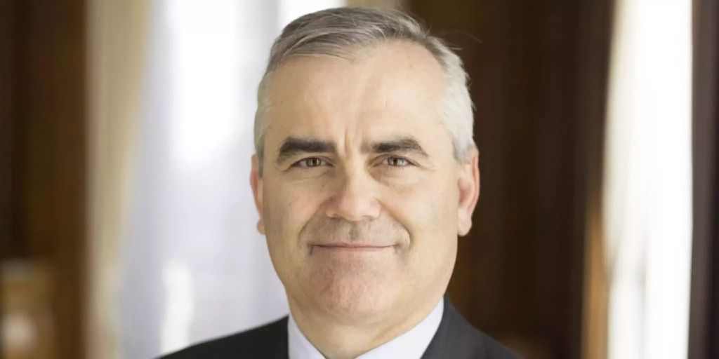 Thomas Gottstein: Chef der Credit Suisse ist erstklassiger Golfer