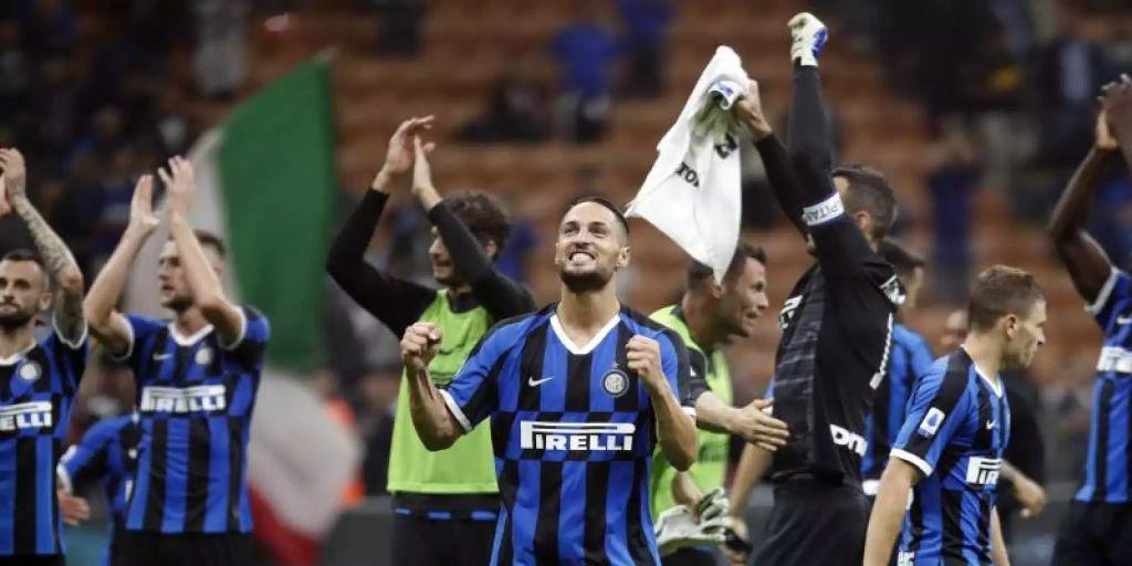 Inter Mailand Bleibt Spitzenreiter In Der Serie A