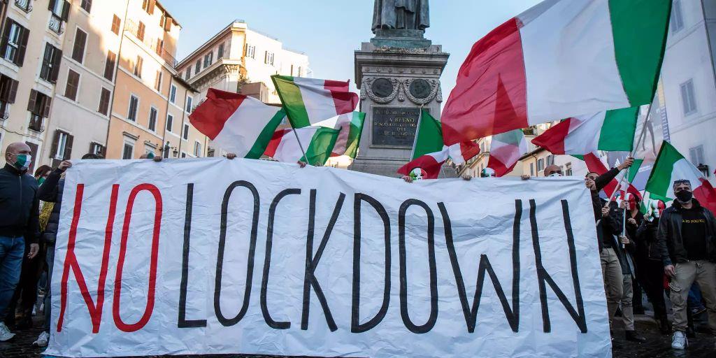 Italien Gegen