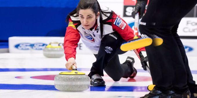 Schweizer Curlerinnen in Viertelfinals gestoppt