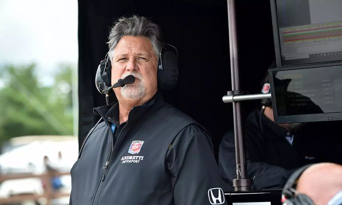 Michael Andretti IndyCar