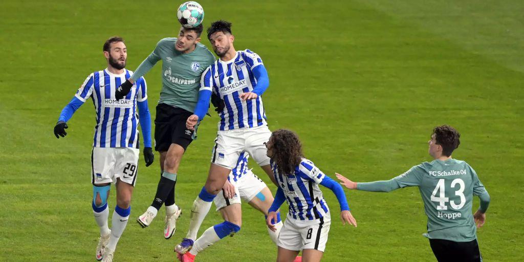 Christian Gross Brauchen Bei Schalke Spieler Mit Personlichkeit
