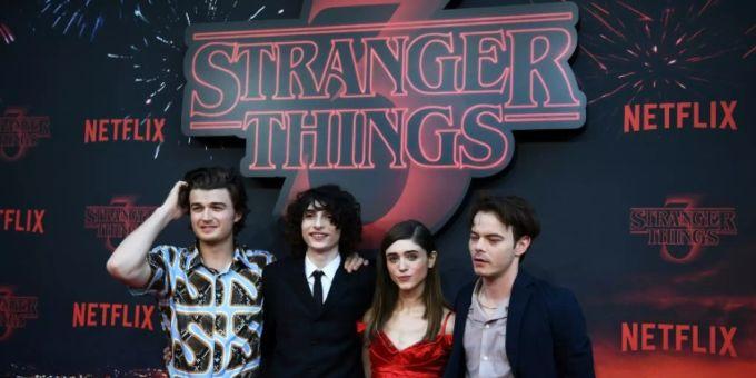 Stranger Things Darsteller