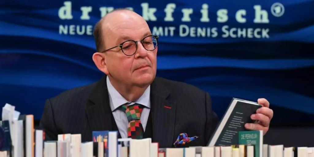 Denis Scheck Buchempfehlungen 2021