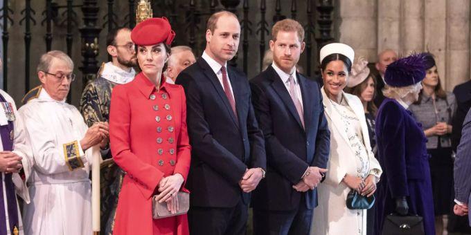La regina Elisabetta Prince Harry