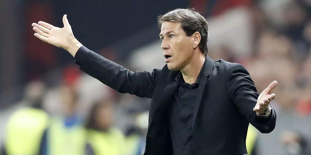 Olympique Lyon Trainer