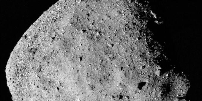 asteroide Bennu erde