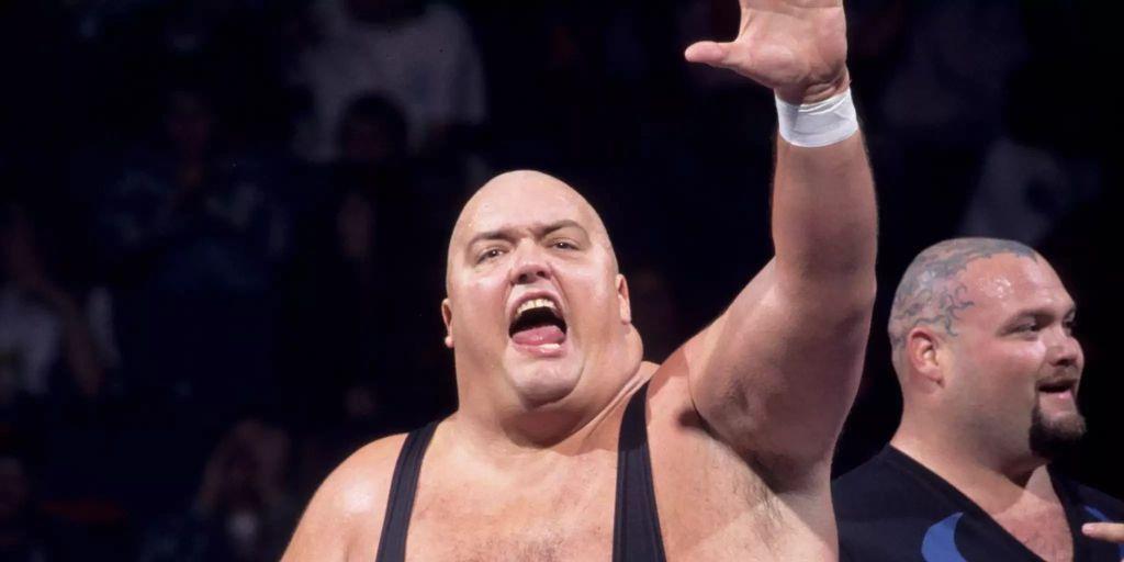 Wrestler 80er
