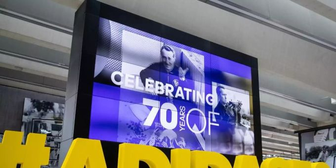 Vor 70 Jahren wurde Adidas gegründet