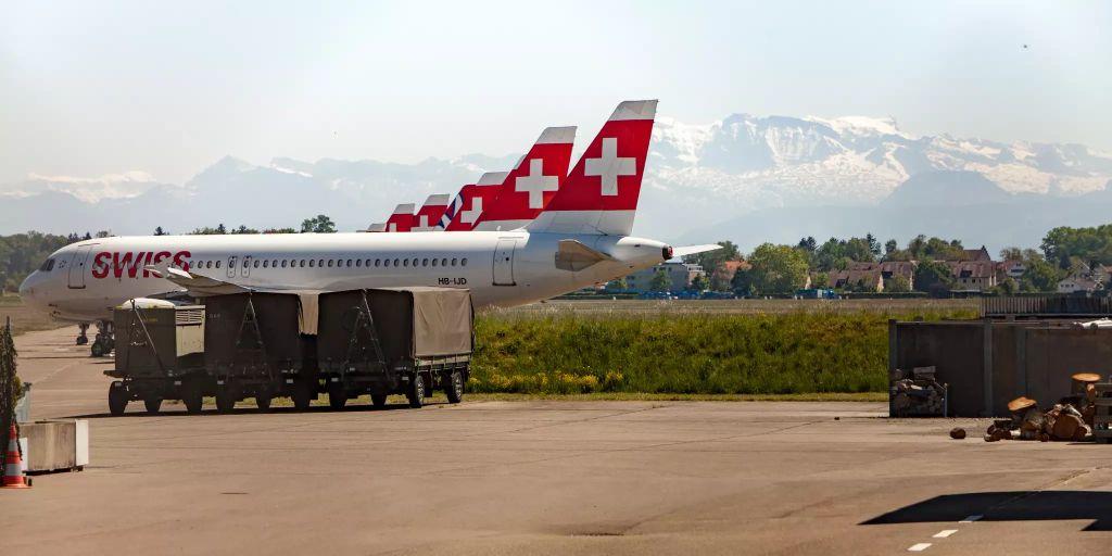 Volketswil informiert über den Flugplatz Dübendorf