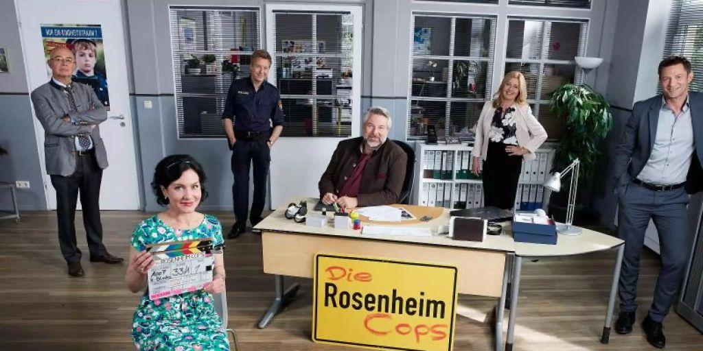«Rosenheim-Cops» wollen inhaltlich coronafrei bleiben