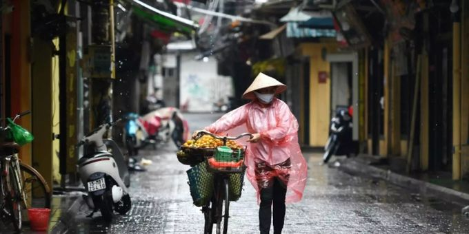 Erster Corona Fall In China