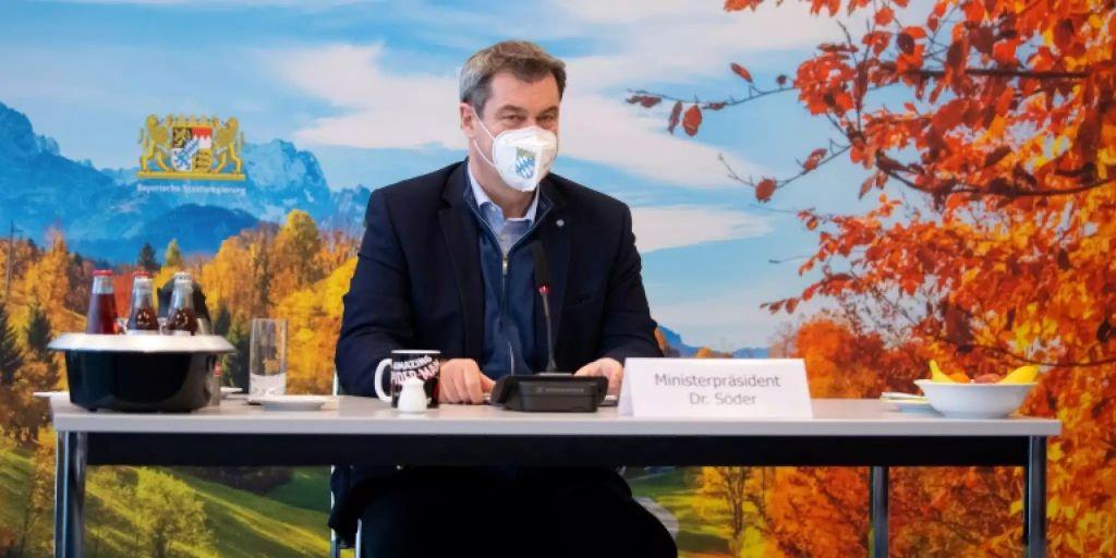 Bayern macht Tragen von FFP2-Masken in ÖPNV und Geschäften ...