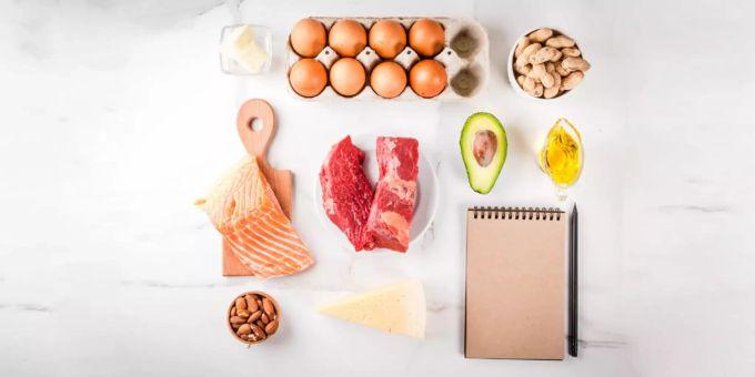 Diät für hohen Cholesterinspiegel und Gewichtsverlust ohne