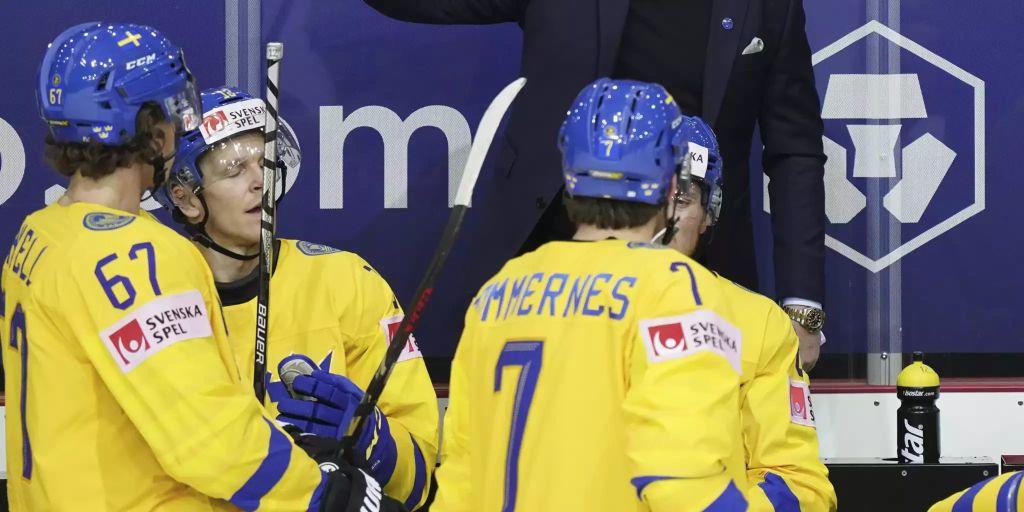 Eishockey Wm Schweden