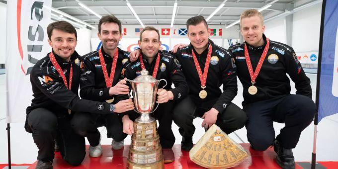 Curling Wm 2021