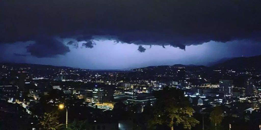 Unwetter Schweiz