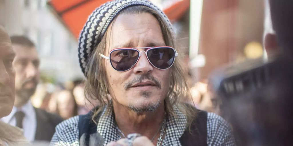Johnny Depp Alkohol