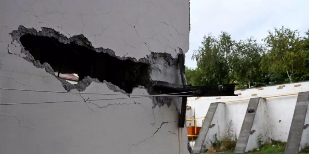 Eriwan Angriff Von Aserbaidschan Auf Hauptstadt Von Berg Karabach