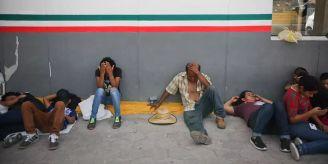 Mexiko Kartell Brücke.Leichen Von Kartell In Mexiko Auf Brücke Geknüpft