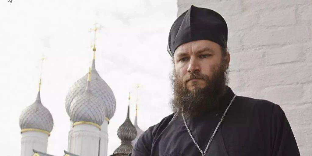 Russischer Priester