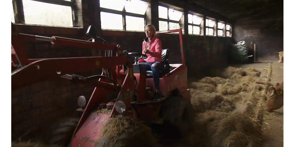 Sucht fürs leben mann bäuerin Landwirtin sucht