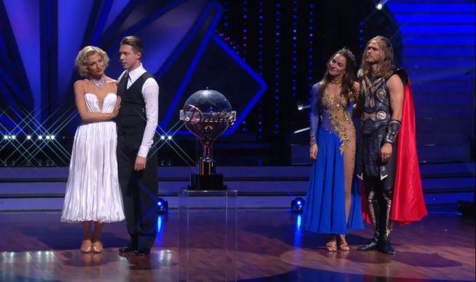 «Lets Dance»: Valentina Pahde belegt den zweiten Platz