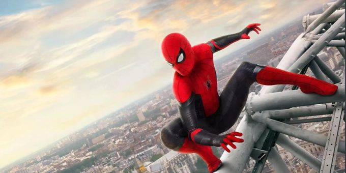 Spider Man Far From Home Erhalt Neue Poster