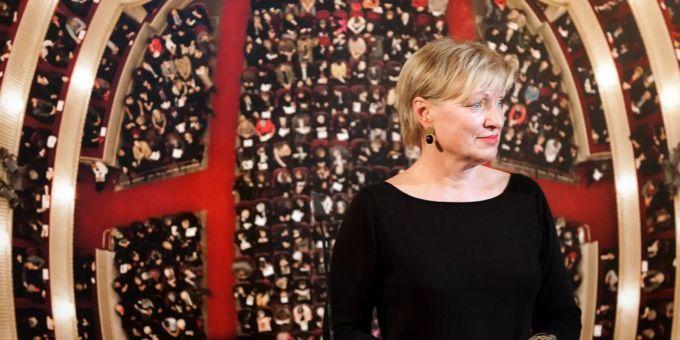 Burgtheater Wien Direktorin Karin Bergmann Geht