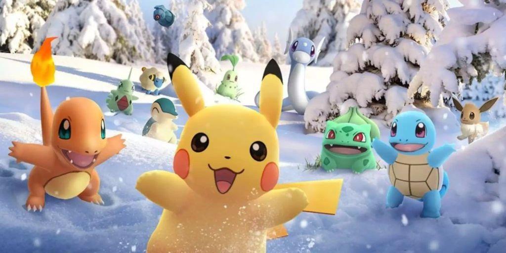 In Pokémon Go Gibt Es Ab Sofort 17 Neue Pokémon