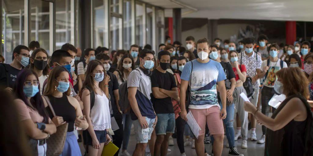 Katalonien Maskenpflicht