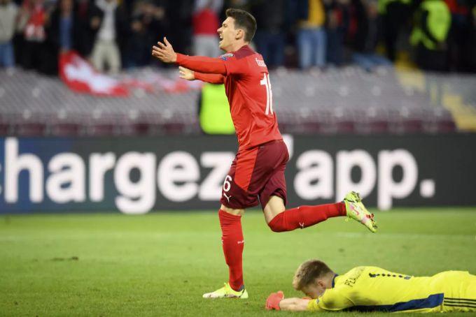 Nazionale svizzera