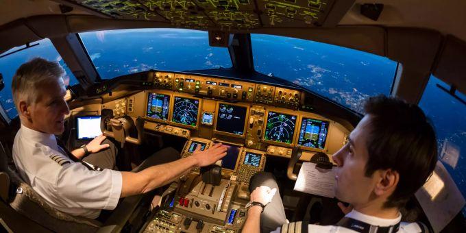 piloten kennenlernen
